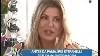 Iris Stefanelli Sensacional Papo com Dani 160124 1/5