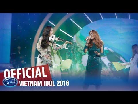 VIETNAM IDOL 2016 - GALA CHUNG KẾT & TRAO GIẢI - HELLO VIỆT NAM - JANICE PHƯƠNG
