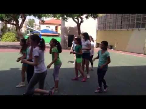 מגה וברק מחניים 1 בית ספר א.ד.גורדון, גבעתיים - YouTube EZ-73