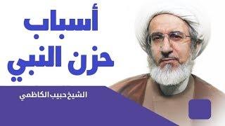 اسباب حزن النبي محمد (ص) - الشيخ حبيب الكاظمي