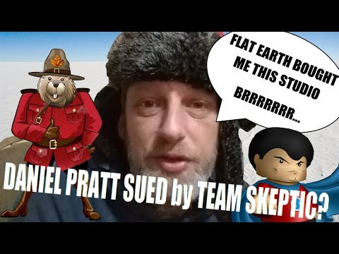 Flat Earth Getting Sued? - False DMCA Takedown thumbnail