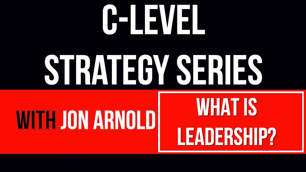 Holly Swartz Speaks on Leadership and Skill Sets in C-Level Strategy Series with Jon Arnold