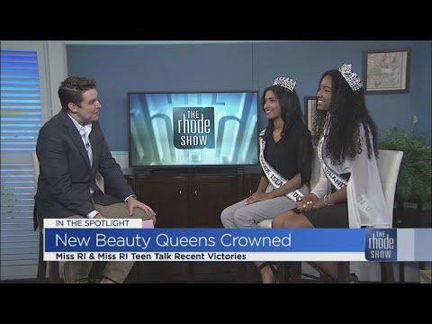 Miss Rhode Island USA 2018 and Miss Rhode Island Teen USA 2018