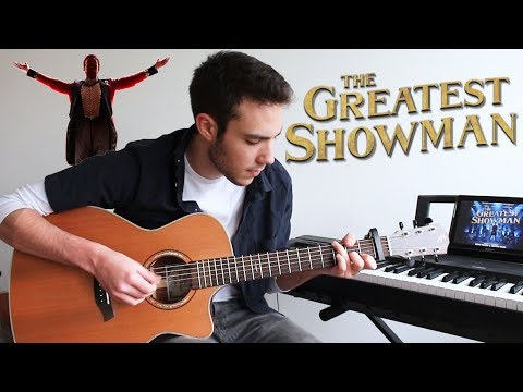 The Greatest Showman - A Million Dreams (Fingerstyle Guitar Cover)