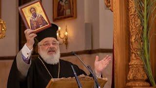 Ομιλία Σεβασμιωτάτου Μητροπολίτη Διδυμοτείχου, Ορεστιάδος και Σουφλίου κ. Δαμασκηνού