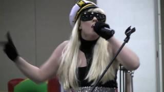 Party Crashers Lady Gaga - Paparazzi