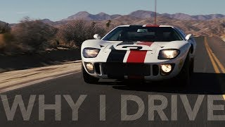 "Rowdy home-built Ford GT40 is ""meditative"" to owner Eric Dean 