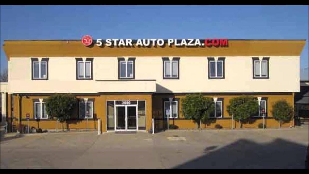 5 Star Auto Plaza Youtube