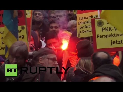 LIVE: See PEGIDA demonstrate in Dresden