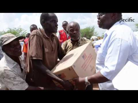 2,500 Tana River floods victims receive food donations