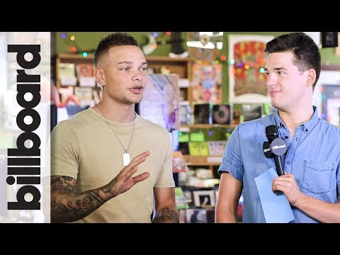 Kane Brown: Working With Lauren Alaina &...