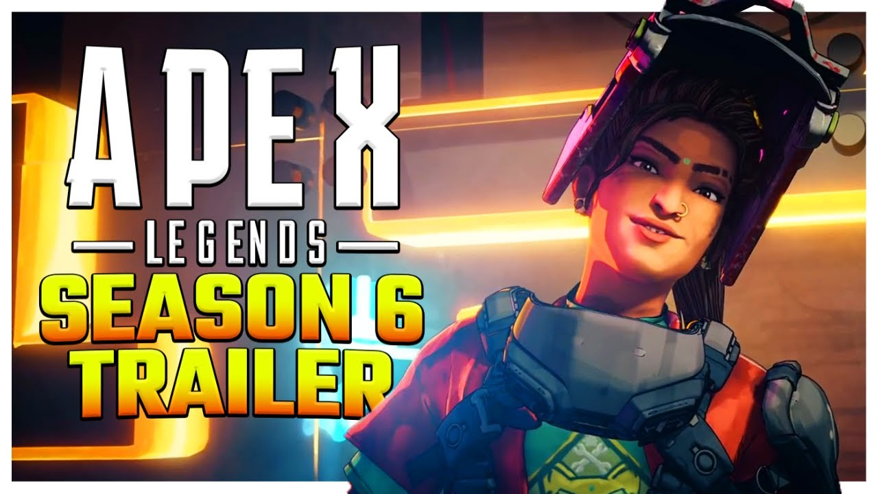 Apex Legends Season 6 Trailer Reaction