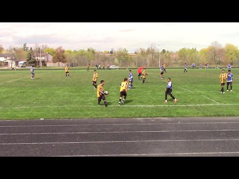 Milton District High School vs Garth Webb High School - 09-05-17