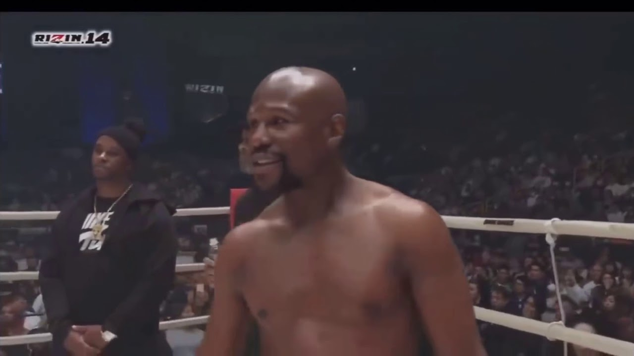 Floyd Mayweather vs Tenshin Nasukawa - FULL FIGHT - YouTube