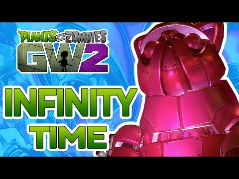 Plants Vs Zombies Garden Warfare 2: How To Solo Infinity Time Mode