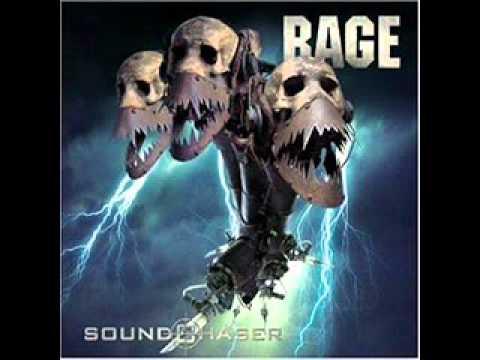 Клип Rage - War of Worlds