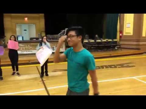 McNair Academic High School | Promposal 2016