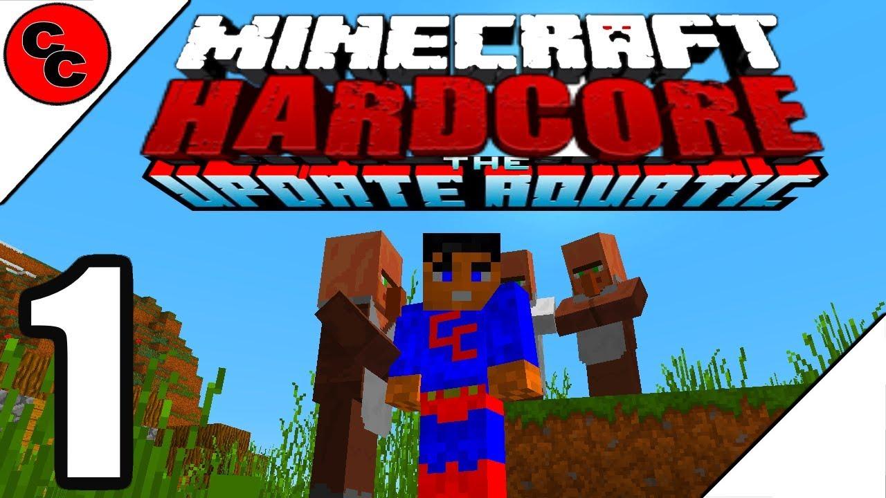 Minecraft 1.13 aquatic update: