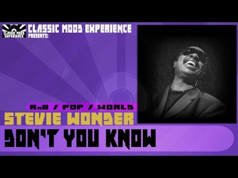 Stevie Wonder - Don't You Know (1962)