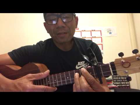 Dia - Anji (Ukulele tutorial)