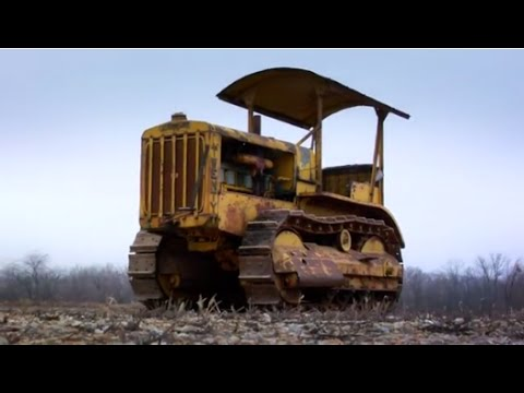 Caterpillar Model Twenty Tractor Restoration