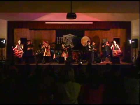 HEAVENESE Live at Overland Trail Middle School in Kansas City