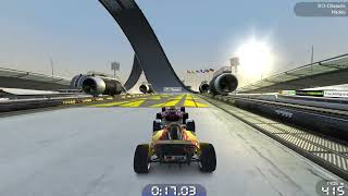 [TAS] TrackMania B13-Obstacle 24.84 (-0.08)