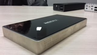 видео Внешние аккумуляторы (Powerbank) из Алиэкспресс