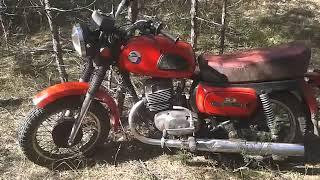 Восход 3м (как улучшить тягу мотоцикла)