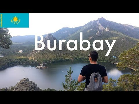 Traveling Kazakhstan - Burabay!