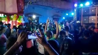 Dj mg vs dj payal  in dharjori  competition  Dj mg winner
