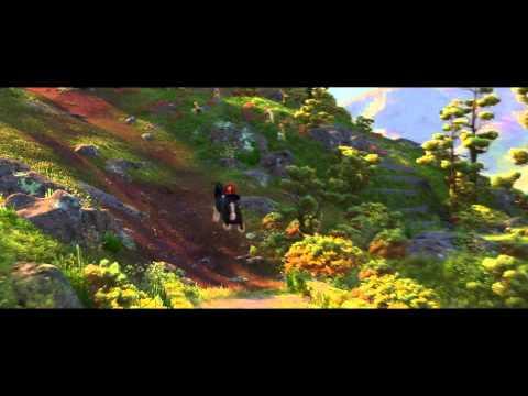 Ribelle - The Brave - Il Giorno di riposo di Merida | HD