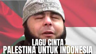 Lagu Cinta untuk Indonesia dari Penghapal Al-Quran Tunanetra di Gaza Palestina