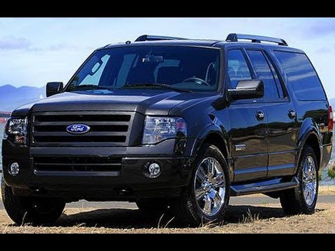 Ford Expedition El Limited Dusktime Tour