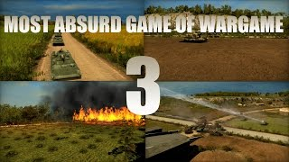 "Most Absurd Game Of Wargame 3 ""Retarded Arty Edition"" (Wargame Red Dragon)"