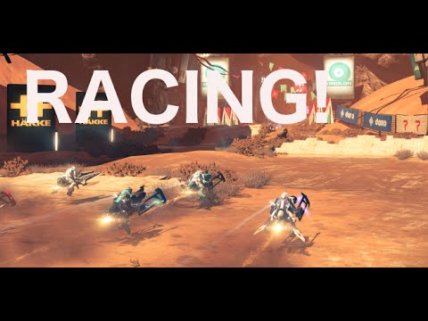 Destiny - How To Start Sparrow Racing League and First Race
