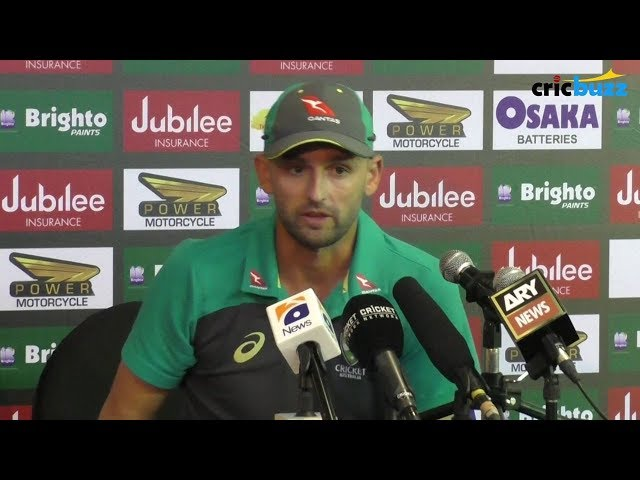 Nathan Lyon: Can never take foot off the throat in Test cricket