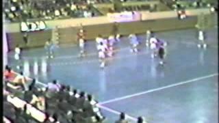 ハンドボール 桜台vs日体荏原戦? 1984