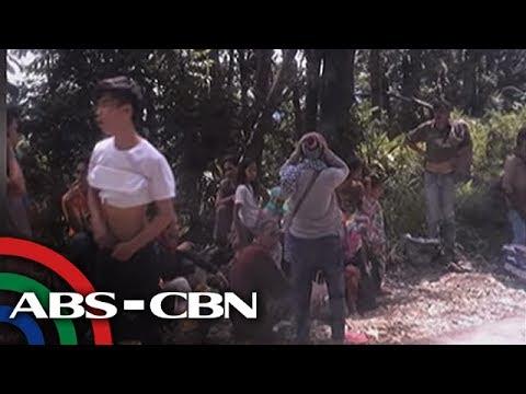 TV Patrol: Exodus sa Marawi: Mga sibilyan nililikas ang putukan