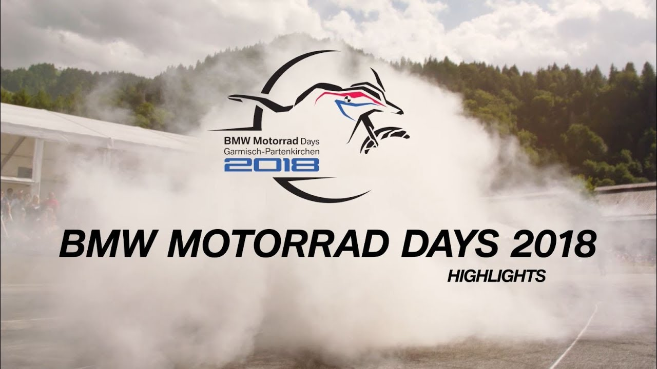 Bmw Motorrad Days 2018 Highlights