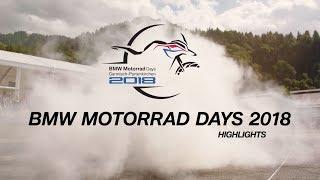 BMW Motorrad Days 2018 Highlights