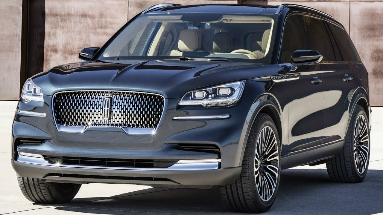 2019 Lincoln Aviator Three Row Rwd Plug In Hybrid With Twin Turbocharged Engine
