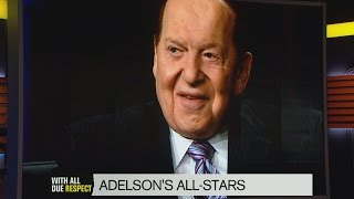 Adelson's All-Stars & Bush's Bucks