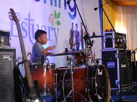 Jet Lag - Simple Plan (Drum Cover by Kindy 8 years old)