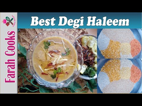 Yukhni Beef Haleem Recipe In English-Recipe Of Haleem-Best Beef Recipes