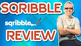 Sqribble Review and Sqribble look inside⚡ |⚡Never before seen bonuses😎