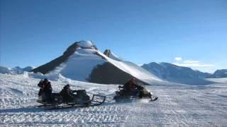 Pyramids In Antarctica