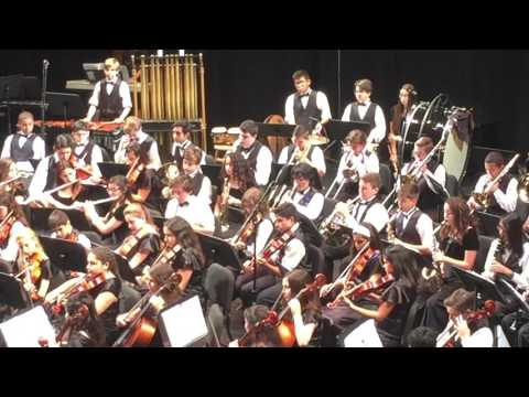Arvida Middle School Band and Orchestra - Star Wars