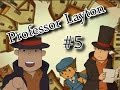 Nieuwe lay-out! - Professor Layton and the Curious village! #5