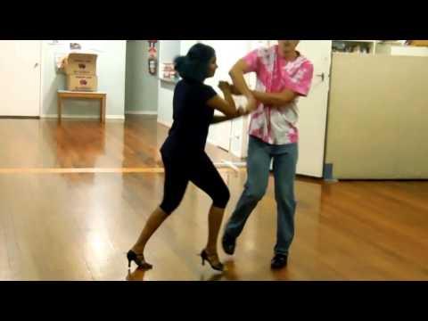 Fireball- Pitbull Dance   Salsa   Erin Campbell Choreography